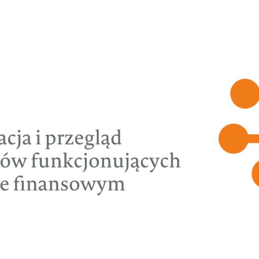 Identyfikacja i przegląd certyfikatów funkcjonujących w sektorze finansowym