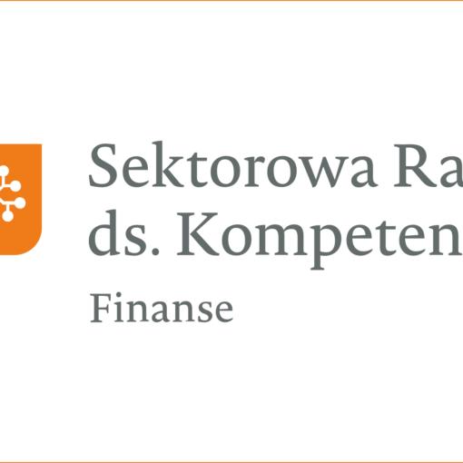 Sektorowa Rada ds. Kompetencji - Sektor Finansowy - SRK-SF - Logo