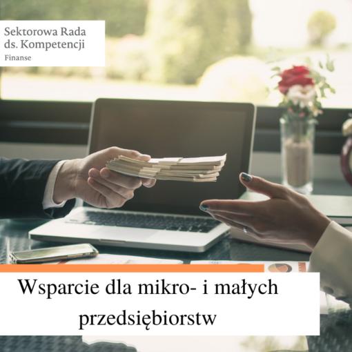 Dodatkowe dofinansowanie do mikro- i małych przedsiębiorstw