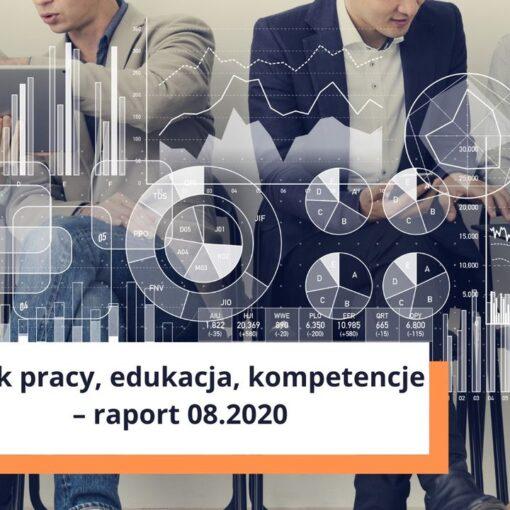 """Najnowszy raport PARP """"Rynek pracy, edukacja, kompetencje"""""""