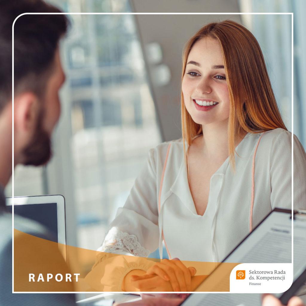 """Raport Sektorowej Rady ds. Kompetencji Sektora Finansowego - """"Przyszłość pracy w sektorze finansowym"""""""