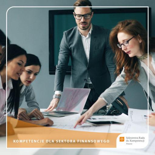 SRK Finanse - Dofinansowanie szkoleń dla mikro-, małych i średnich przedsiębiorców z branży finansowej - Kompetencje dla sektora finansowego