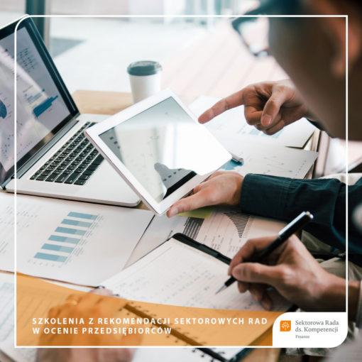 SRK - Finanse - Jak przedsiębiorcy oceniają przydatność różnych działań rozwojowych w ramach Programu Operacyjnego Wiedza Edukacja Rozwój (POWER) 2014-2020? – raport PARP - Szkolenia z rekomendacji sektorowych rad w ocenie przedsiębiorców